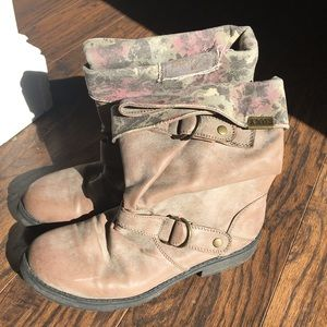 Roxy Fold Over Boot